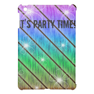 It s Party Time Design Case For The iPad Mini