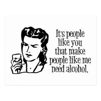 It s People Like You Postcard