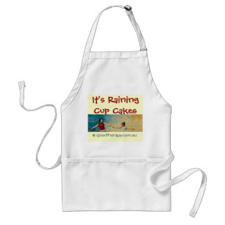 It s Raining Cup Cakes Apron