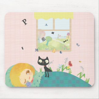 It s spring Mousepad