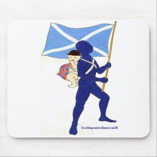 It s Time to lay that burden down IndependenceX Mousemats