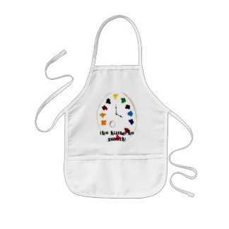 It s Time to Paint Children s Painting Apron