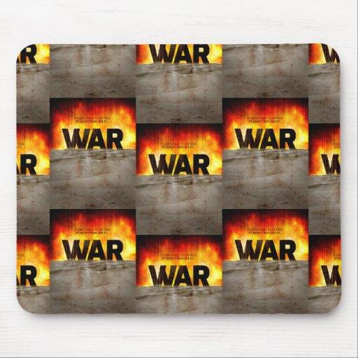 It's War Mouse Pad