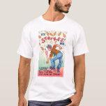 It Strikes Me, Cartoon Man Bowling T-Shirt