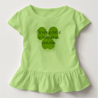 It takes time to build castles. toddler T-Shirt