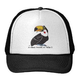 It takes toucan to tango trucker hats