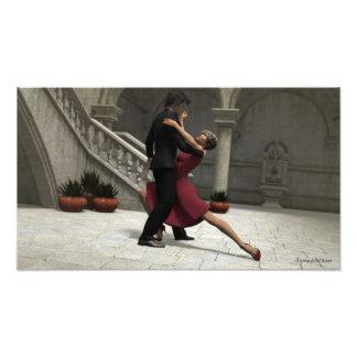 It Takes Two to Tango Photo Print