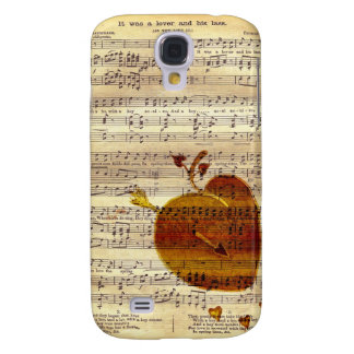 It was a Lover and His Lass Galaxy S4 Case