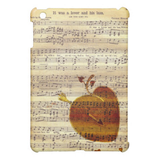 It was a Lover and His Lass iPad Mini Cover