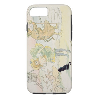 'It was Abadie who made the Sacre-Coeur, but God m iPhone 8/7 Case