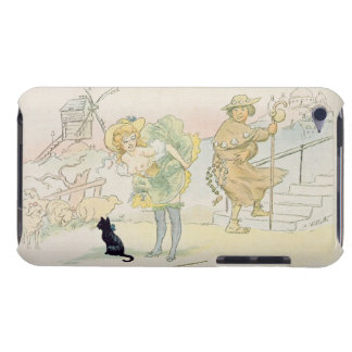'It was Abadie who made the Sacre-Coeur, but God m iPod Touch Cover