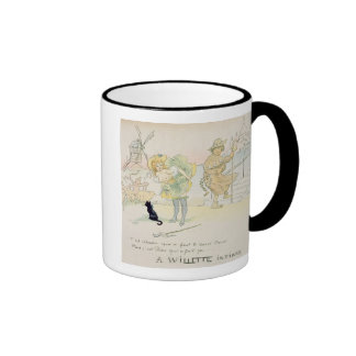 'It was Abadie who made the Sacre-Coeur, but God m Coffee Mugs
