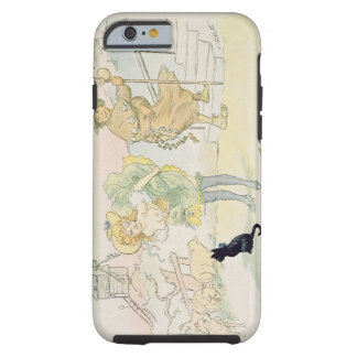 'It was Abadie who made the Sacre-Coeur, but God m Tough iPhone 6 Case