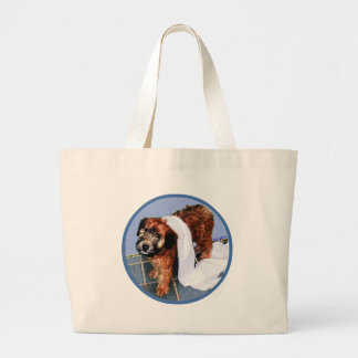 """""""It Wasn't Me!"""" Large Tote Bag"""