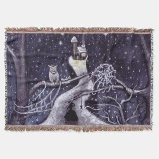 It Won't Be Long Before Christmas/The Witch Throw Blanket