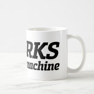 It works on my machine (2) basic white mug