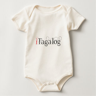 ITAGALOG BABY BODYSUITS