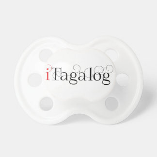 ITAGALOG BABY PACIFIERS