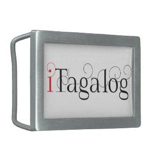 ITAGALOG BELT BUCKLE