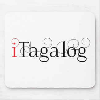 ITAGALOG MOUSE PAD