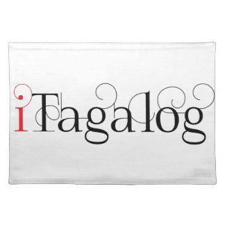 ITAGALOG PLACE MATS