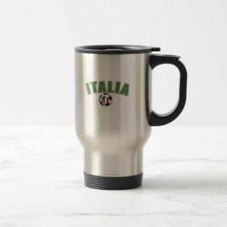 italia futbol mugs