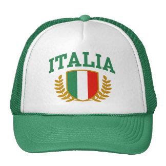 Italia Trucker Hats