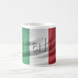 Italia Italian Flag Mug