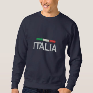 Italia Italy Embroidered Sweatshirt