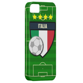Italia Italy Soccer Barely There iPhone 5 Case