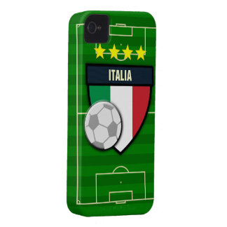 Italia Italy Soccer iPhone 4 Case