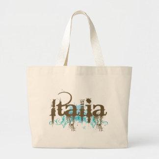 Italia Italy T-shirt Jumbo Tote Bag