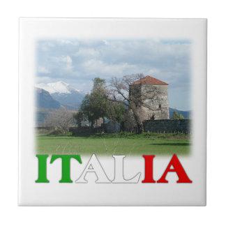 Italia / Italy tile