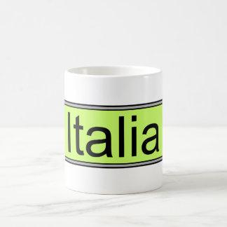 Italia Coffee Mugs