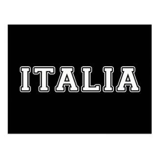 Italia Postcard