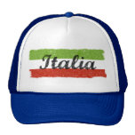 Italia Retro Trucker Hat Italia