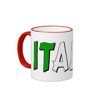 Italia Ringer Mug