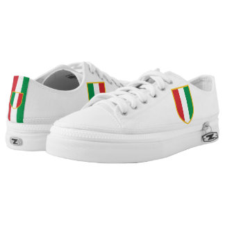 Italia Shoes Printed Shoes