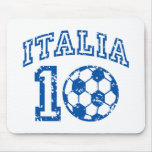Italia Soccer Mouse Pads