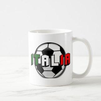 Italia Soccer Coffee Mugs