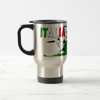 Italia Stainless Steel Travel Mug