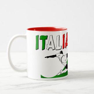 Italia Two-Tone Mug