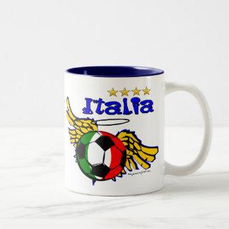 Italia wings mug