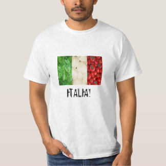 Italia! World Cup Series by RebelFly T-Shirt