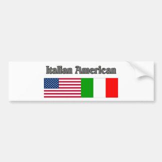 Italian American Bumper Stickers