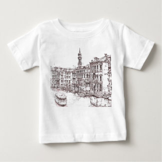 Italian architecture drawings infant T-Shirt