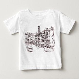 Italian architecture drawings shirt