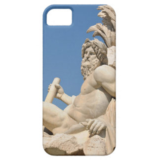 Italian architecture in Piazza Navona,Rome, Italy iPhone 5 Covers