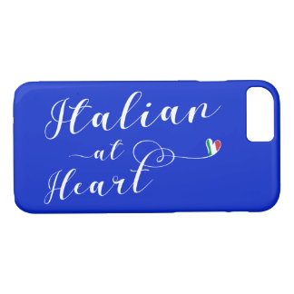 Italian At Heart Mobile Phone Case