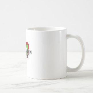 Italian Aunt Basic White Mug